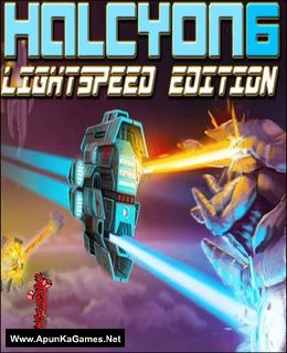 Halcyon 6: Lightspeed Edition Cover, Poster