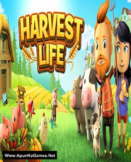 Harvest Life Cover, Poster