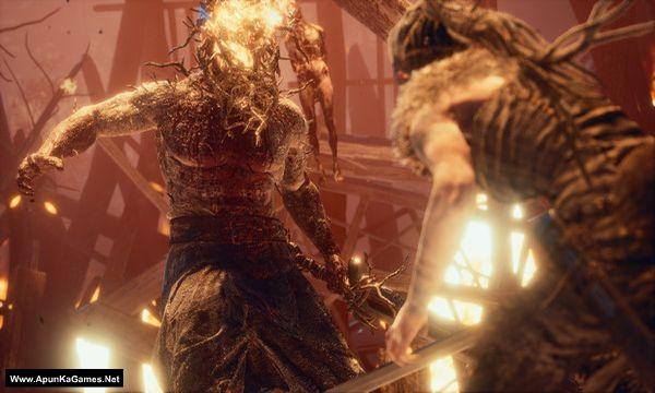 Hellblade: Senua's Sacrifice Screenshot 2