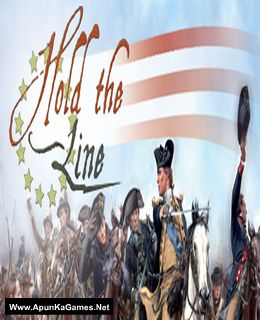 Hold the Line: The American Revolution Cover, Poster