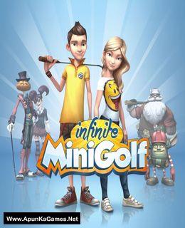 Infinite Mini Golf Cover, Poster
