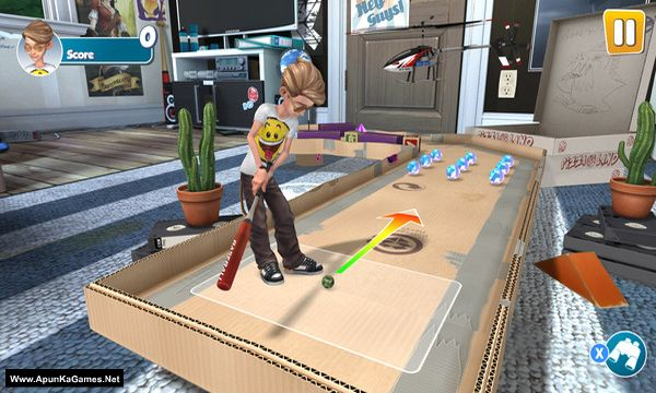 Infinite Mini Golf Screenshot 1