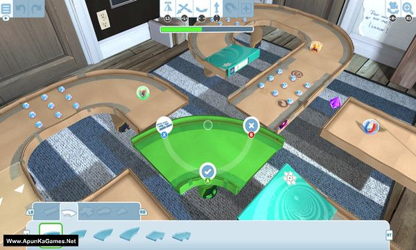 Infinite Mini Golf Screenshot 2