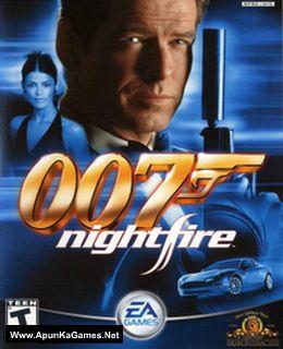 James Bond 007: Nightfire Cover, Poster