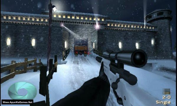 James Bond 007: Nightfire Screenshot 1