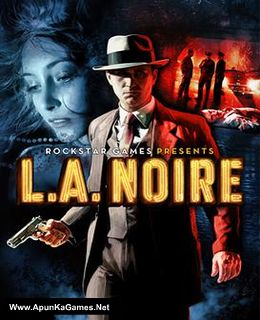 L.A. Noire Cover, Poster