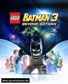 Lego Batman 3: Beyond Gotham Cover, Poster