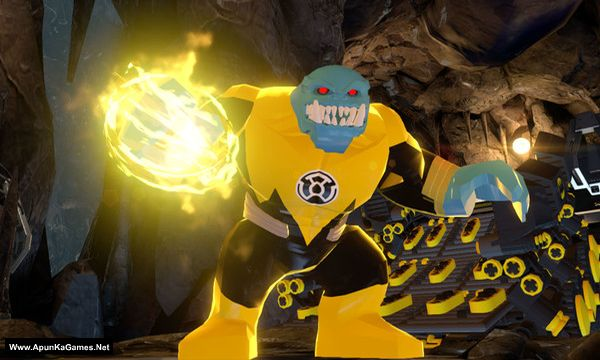 Lego Batman 3: Beyond Gotham Screenshot 2
