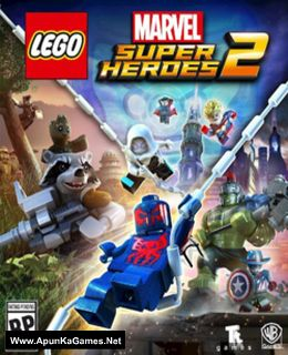 Lego Marvel Super Heroes 2 Cover, Poster