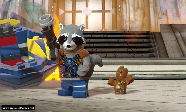 Lego Marvel Super Heroes 2 Screenshot 1