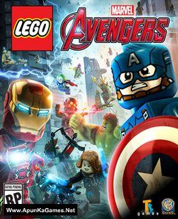 Lego Marvel's Avengers Cover, Poster