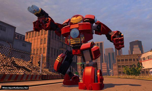 Lego Marvel's Avengers Screenshot 3