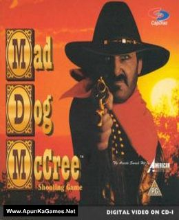 Mad Dog McCree Cover, Poster