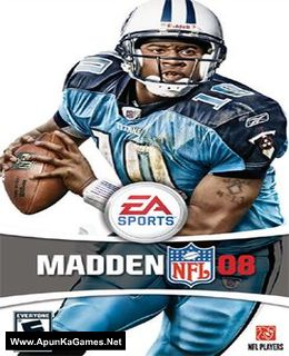 Madden NFL 08 Cover, Poster