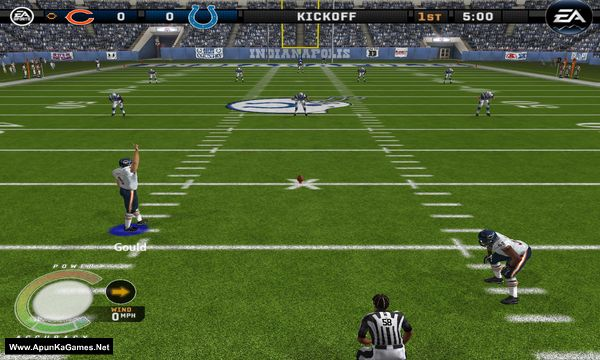 Madden NFL 08 Screenshot 2