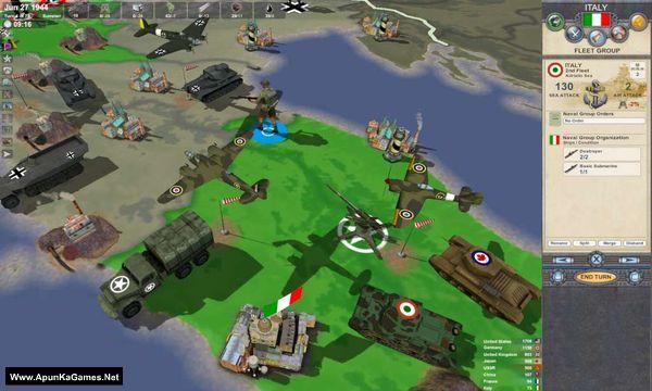 Making History: The Calm & The Storm Screenshot 1