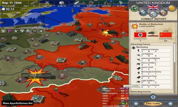 Making History: The Calm & The Storm Screenshot 2