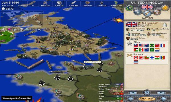 Making History: The Calm & The Storm Screenshot 3