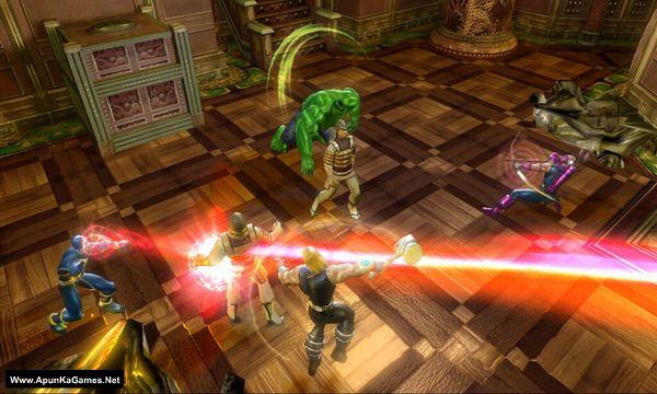 Marvel: Ultimate Alliance Screenshot 3