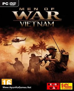 Men of War: Vietnam Cover, Poster