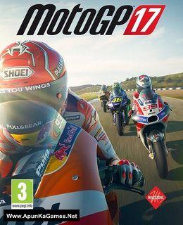 MotoGP 17 Cover, Poster