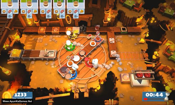 Overcooked 2 Screenshot 2