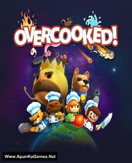 Overcooked Cover, Poster