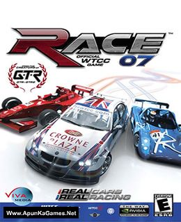 Race 07 Cover, Poster