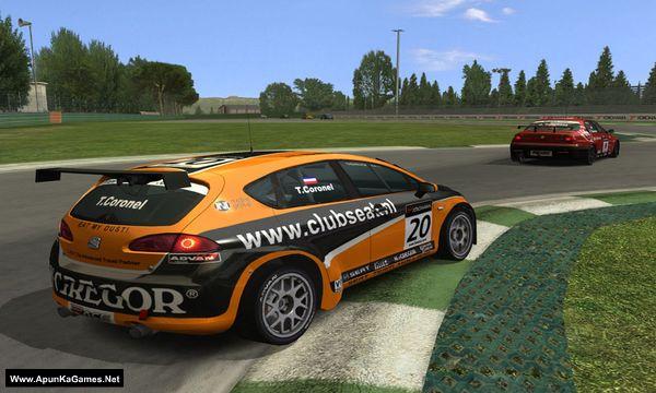 Race 07 Screenshot 1