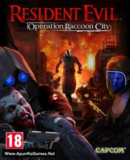 Resident Evil: Operation Raccoon City Cover, Poster