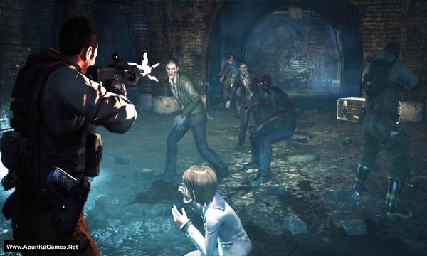 Resident Evil: Operation Raccoon City Screenshot 2