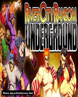 River City Ransom: Underground Cover, Poster
