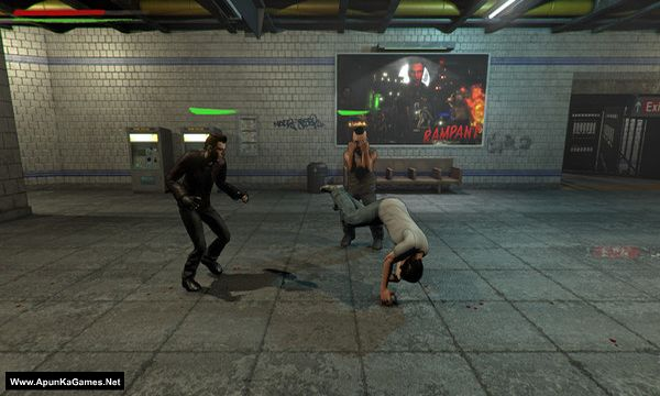 Road Fist Screenshot 1