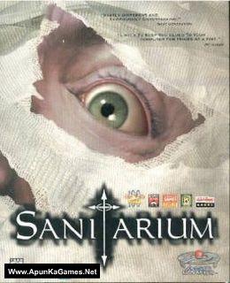 Sanitarium Cover, Poster