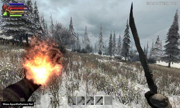 Savage Lands Screenshot 1