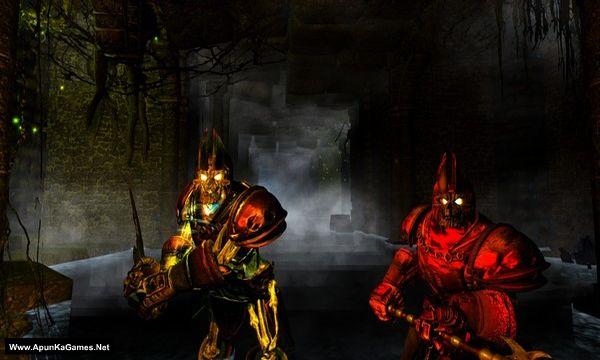 Savage Lands Screenshot 3