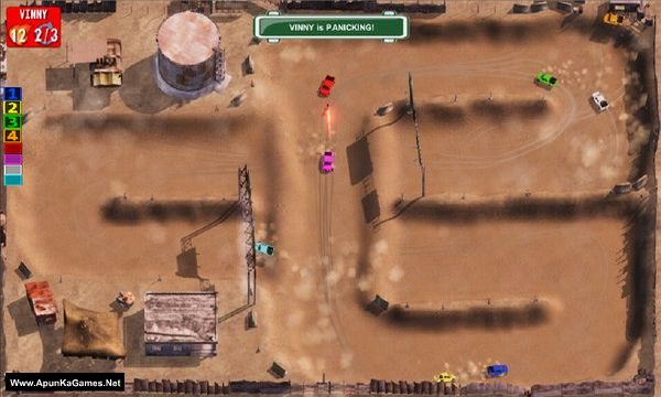 Savage Offroad Screenshot 1