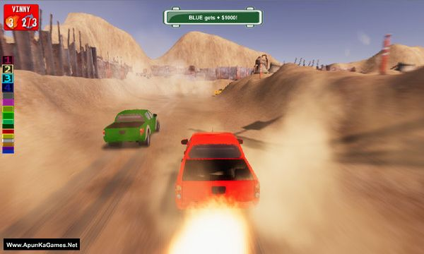 Savage Offroad Screenshot 2