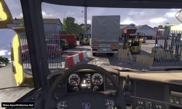 Scania Truck Driving Simulator Screenshot 3