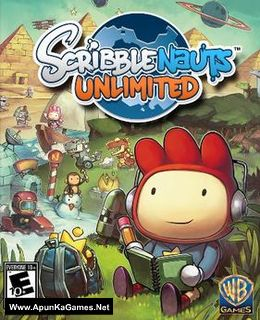 Scribblenauts Unlimited Cover, Poster