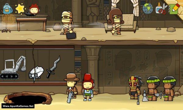 Scribblenauts Unlimited Screenshot 2