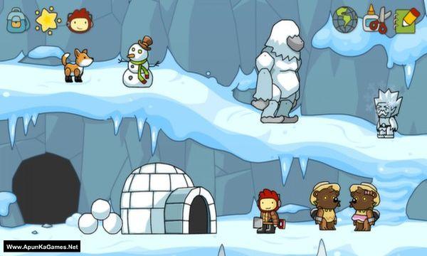 Scribblenauts Unlimited Screenshot 3