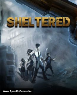 Sheltered Cover, Poster