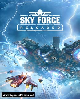 Sky Force Reloaded Cover, Poster