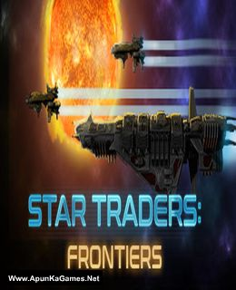 Star Traders: Frontiers Cover, Poster