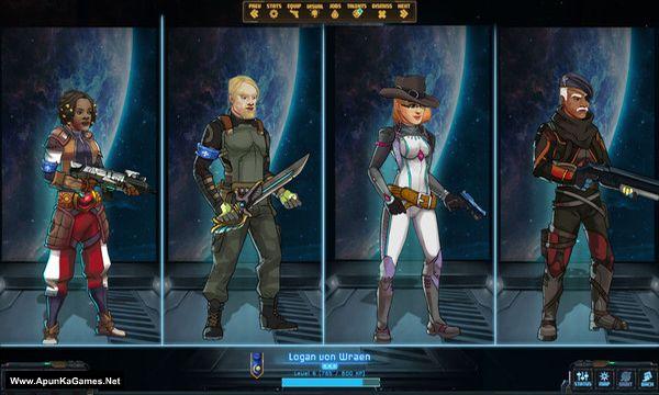 Star Traders: Frontiers Screenshot 3