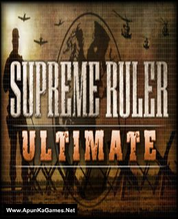Supreme Ruler Ultimate Cover, Poster