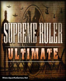 Supreme Ruler Ultimate Cover, Poster