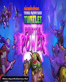 Teenage Mutant Ninja Turtles: Portal Power Cover, Poster