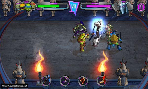 Teenage Mutant Ninja Turtles: Portal Power Screenshot 2